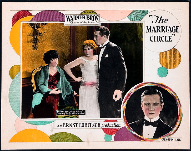 The Marriage Circle (1924)