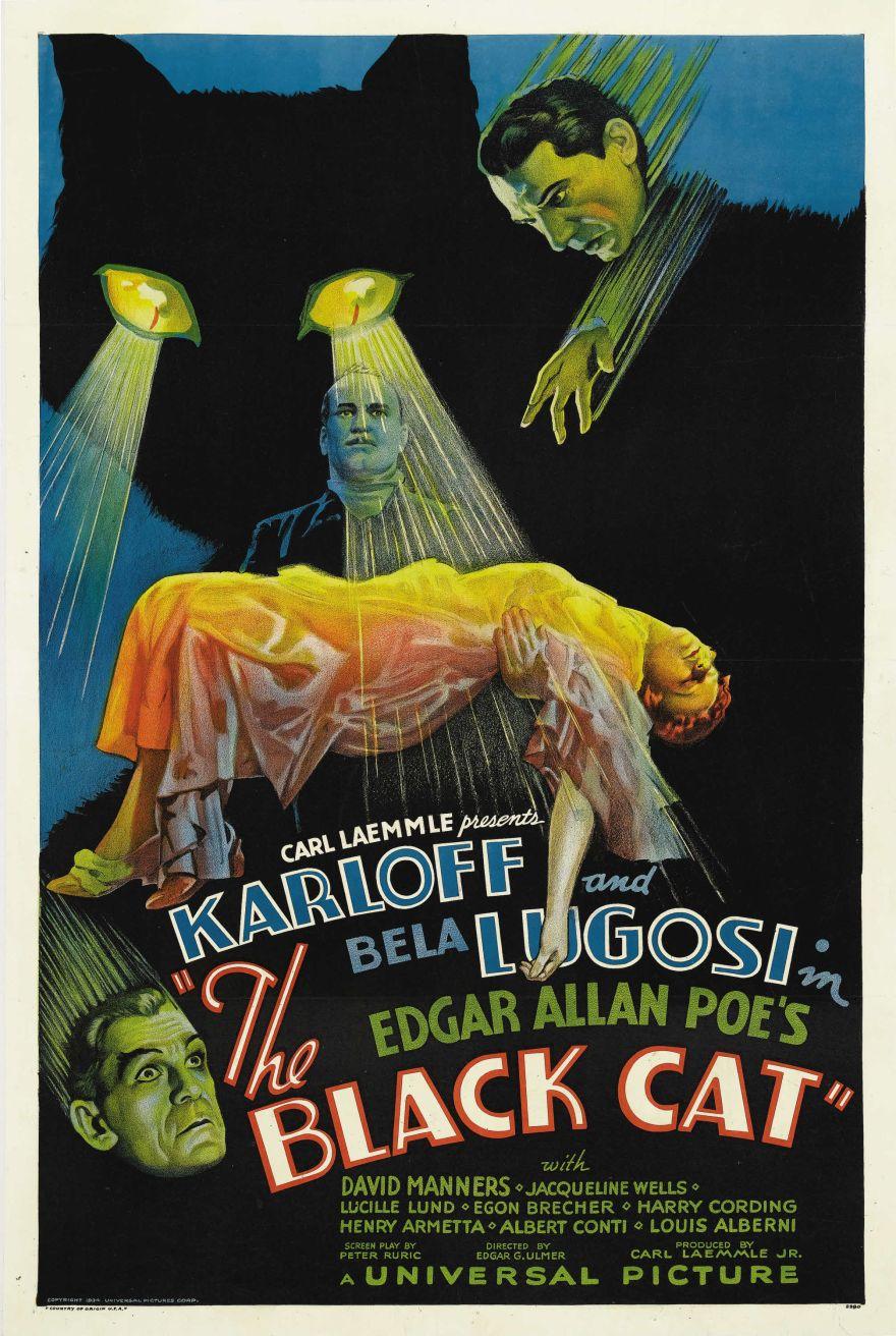 The Black Cat (1934)